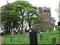 NY0519 : St Michael's church, Arlecdon by David Purchase