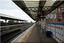 NZ4920 : Middlesbrough Train Station by Ian S