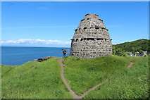 NS2515 : Dovecot at Dunure by Billy McCrorie