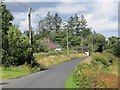 C4233 : Minor road, Illes by Richard Webb