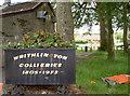 ST7054 : Collieries flowerpot by Neil Owen