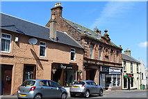NS5036 : Wallace Street, Galston by Leslie Barrie