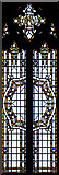 TQ2696 : St James, East Barnet Road - Window by John Salmon