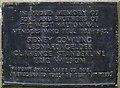 SE9020 : War memorial sun dial at St Etheldreda Church by Ian S