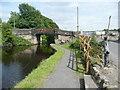 SE2019 : Gill Lane Bridge, Mirfield by Humphrey Bolton