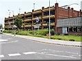 SD8010 : Bury Millgate Car Park by David Dixon