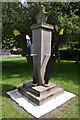 TM2521 : Memorial by Keith Evans