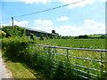SU6321 : Long barn at Peake Farm by Shazz