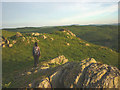 NY4601 : The top of Millrigg Knott, Kentmere by Karl and Ali
