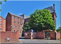 TA1029 : Charlotte Street, Kingston upon Hull by Bernard Sharp