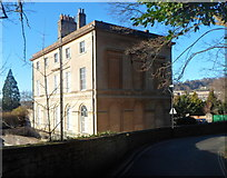 ST7565 : Cleveland House, Bath by Jaggery