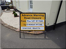 TM0321 : Advanced Warning Rose Closure by Hamish Griffin