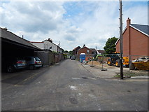 TM0221 : Church Street, East Donyland by Hamish Griffin
