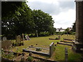 TM0321 : St Lawrence Churchyard, East Donyland by Hamish Griffin