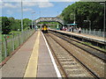 SS9894 : Ystrad Rhondda railway station, Rhondda Cynon Taf by Nigel Thompson