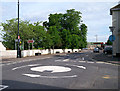 H9990 : Mini roundabout, Toome by Rossographer
