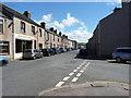 SD1779 : Newton Street, Millom by Richard Law
