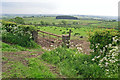 NY5174 : View over countryside near Roadhead by Rose and Trev Clough