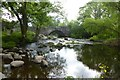 NY3403 : Bridge over the Brathay by DS Pugh