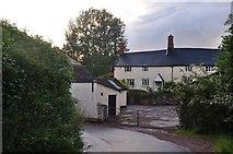 ST0824 : Bathealton : Watery Lane by Lewis Clarke