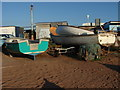 SX9372 : Marine jumble by Alan Hunt