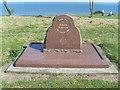 TM2420 : PC Brian Bishop Memorial, Frinton-on-Sea (1) by David Hillas