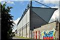 J3276 : Solitude football ground, Belfast (June 2014) by Albert Bridge