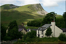 SH5752 : View Towards Y Garn by Peter Trimming