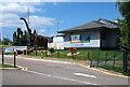 TQ4472 : Sidcup By-Pass, Chislehurst, Kent by David Hallam-Jones