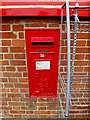TL9054 : Post Office Howe Lane Postbox by Geographer