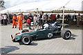 SJ5351 : Vintage Brabham  at Cholmondeley Pageant of Power 2014 by Jeff Buck