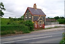 J3452 : Pumping station near Ballynahinch by Rossographer