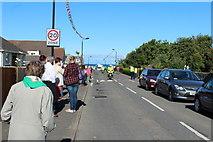 NX0882 : Queen's Baton Relay, Ballantrae by Billy McCrorie