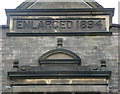 SE1010 : Datestone on the extension to the Oddfellows Hall, 1894 by Humphrey Bolton