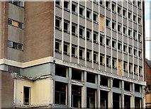 J3372 : Former library, Queen's University, Belfast - June 2014(1) by Albert Bridge