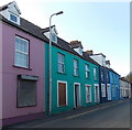 SM9415 : Albert Street, Haverfordwest by Jaggery