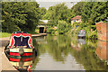 SK5538 : Beeston Canal by Richard Croft