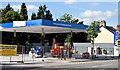 J3774 : New petrol station, Holywood Road, Belfast (June 2014) by Albert Bridge