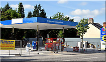 J3774 : New petrol station, Holywood Road, Belfast (June 2014) by Albert Bridge
