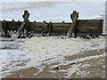 TG3136 : Spume piling up by Pauline E