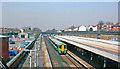 TQ3268 : Thornton Heath station by Ben Brooksbank