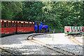 SO5809 : Perrygrove Light Railway by Chris Allen