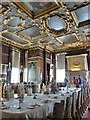 ST8042 : State dining room, Longleat House by Derek Voller