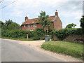 TG1527 : Farmhouse in Oulton Street by Evelyn Simak
