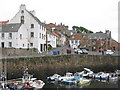 NO6107 : Crail Harbour by M J Richardson