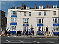SY6879 : Veterans in Waterloo Place, Weymouth by Jaggery