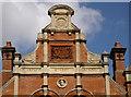 SU1584 : Red brick school by Neil Owen