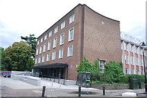 TQ1779 : University of West London by N Chadwick