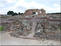 SJ5608 : Ruins of Viroconium bath house, Wroxeter by Chris Whippet