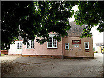 TL8146 : Cavendish Memorial Hall by Adrian Cable